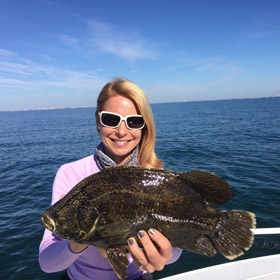 How to Catch Tripletail on Nearshore Crab Buoys
