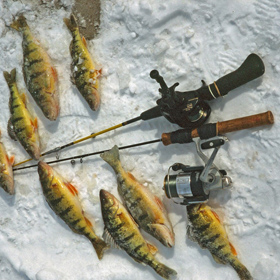 Ice Fishing for Panfish: A Great Winter Family Activity