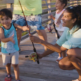 Celebrate Hispanic Heritage Month With Fishing and Families