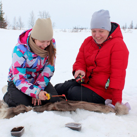Your Next Bucket List Trip: Ice Fishing in Alaska