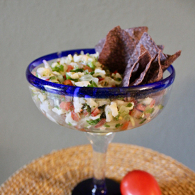 The Simple Fish Ceviche Recipe You'll Love