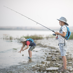 Items you Need to Take Your Kids Fishing