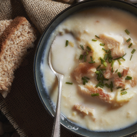 Easiest Fish Chowder Recipe You'll Ever Make
