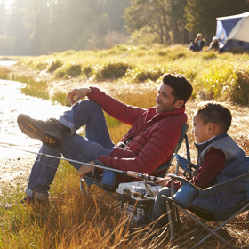 Five Campgrounds for Outdoor Family Summer Vacations