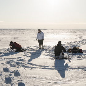 Where are the Best Ice Fishing Places?