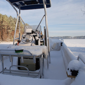 boat winterizing
