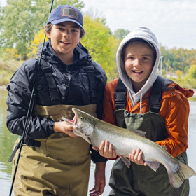 6 Ways a Kids Fishing Derby Can Create Lifelong Anglers